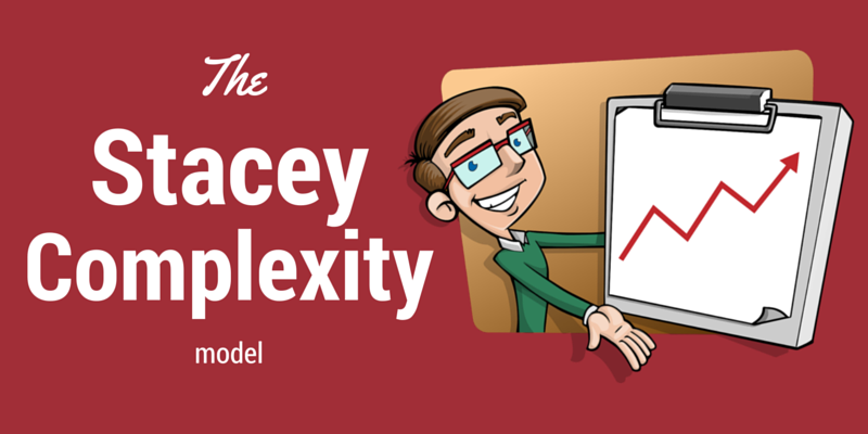 Why agile? – The Stacey complexity model