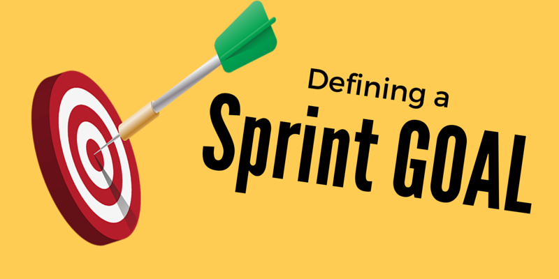 Sprint Goal – Boost productivity by defining focus