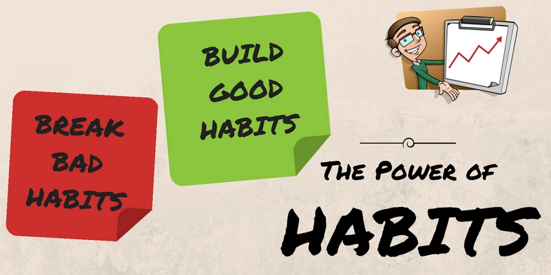 The power of habit – executing tasks automatically